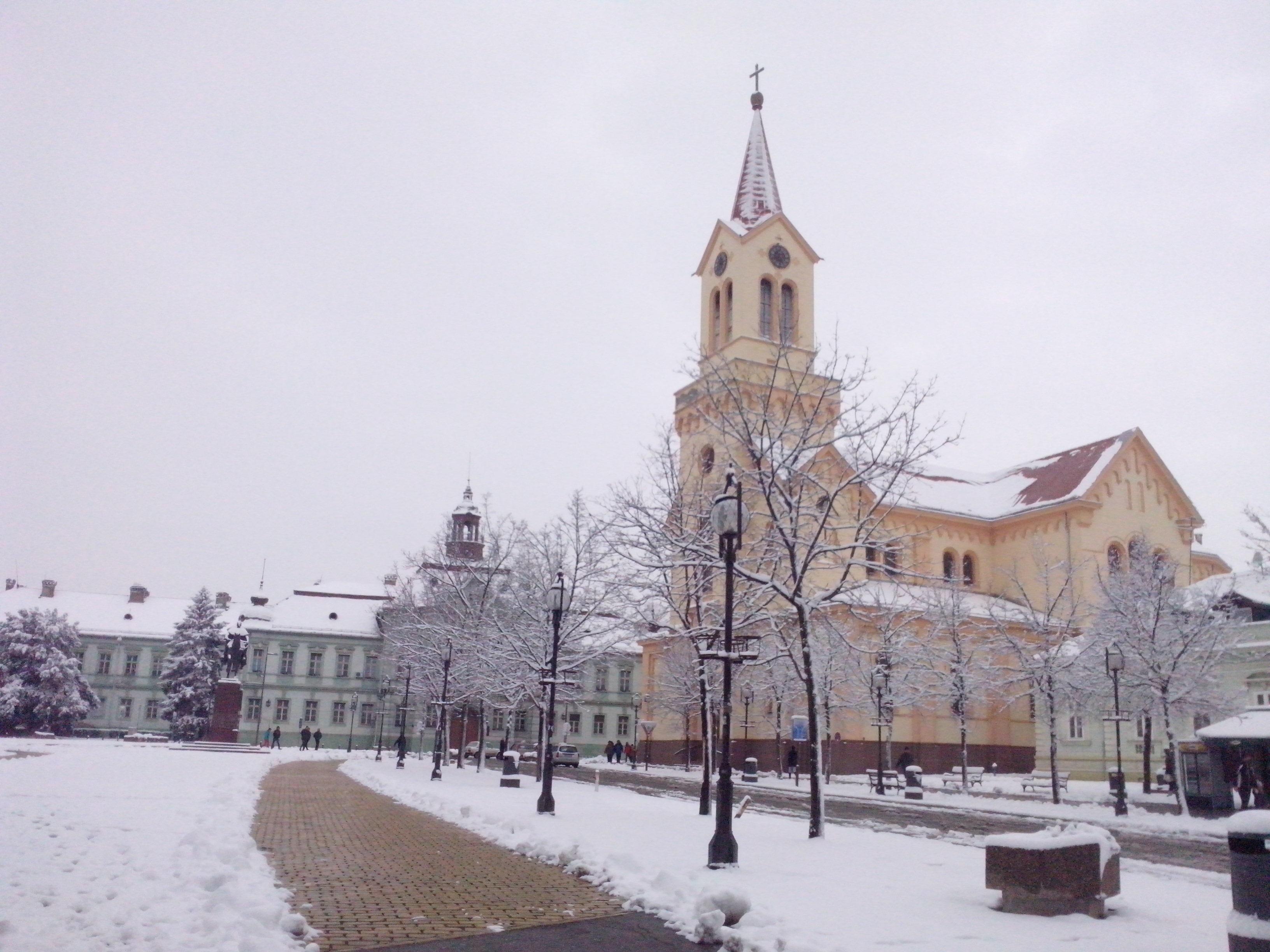 Centar Zrenjanina