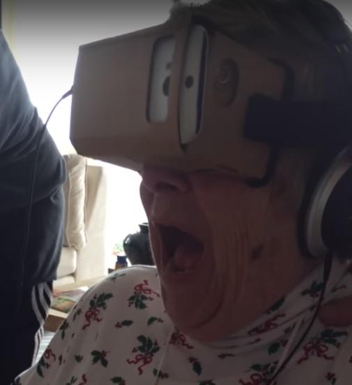 Baka i virtuelna stvarnost