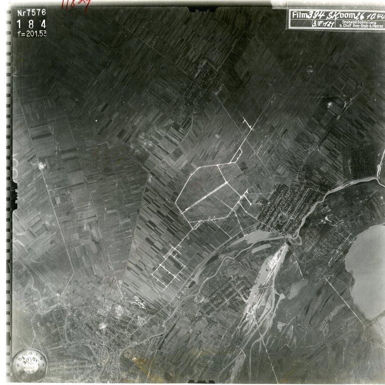 slika iz vazduha 1944