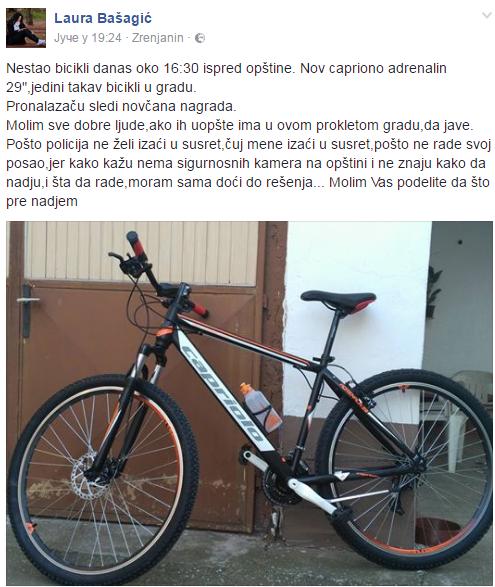 nestao-bicikl