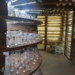 Zrenjaninac  Željko Grujin kolekcionar pivskih čaša