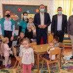 Opremljen novi prostor u dečjem vrtiću pri školi u Čenti i formirana prva jaslena grupa sa 17 mališana